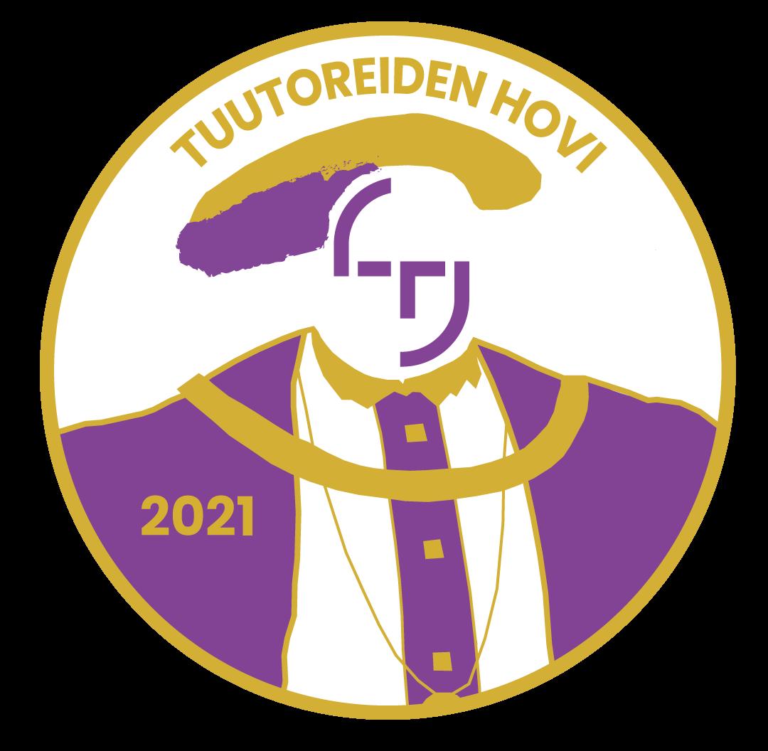 A tutor organiser's badge.