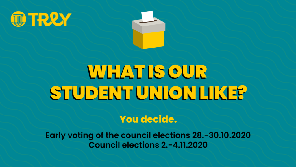 The council elections will be held this Autumn. The early voting is held 28.-30.10. and the election days are 2.-4.11.